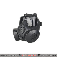 Emerson CBRN Style EM50 Face Mask - Black Face Masks- ModernAirsoft.com