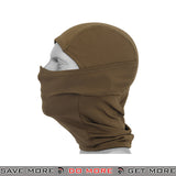 Lancer Tactical Winter Fleece Balaclava AC-384T - Tan Head - Hats- ModernAirsoft.com