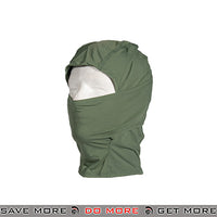 Lancer Tactical Short Balaclava AC-386GS - OD Green Head - Hats- ModernAirsoft.com