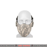 Lancer Tactical Neoprene Hard Foam Lower Face Mask - ACU Face Masks- ModernAirsoft.com