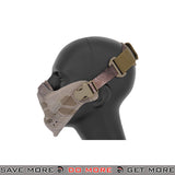 Airsoft Neoprene Foam Lower Face Mask - Krytac Highlander Face Masks- ModernAirsoft.com