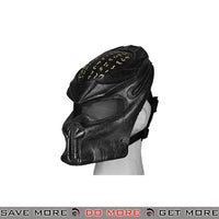 Predator Wire Mesh Wolf 7.0 Full Face Mask - Black and Silver Face Masks- ModernAirsoft.com