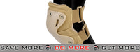 Lancer Tactical Quick Release Knee & Elbow Pad Set  - Digital Woodland Knee / Elbow Pads- ModernAirsoft.com