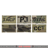 Lancer Tactical Velcro Morale Patch AC-480A - TACP IR Signal Skills, Multicam Patch- ModernAirsoft.com