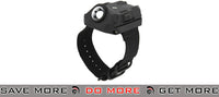 Emerson USB Charge Wrist Light 240 Lumens L.E.D. - Black flashlight- ModernAirsoft.com
