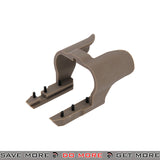 Lancer Tactical X300 Plastic Frame Rail Shroud AC-524T - Tan Light Accessories- ModernAirsoft.com