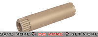 FMA 35x145mm WAU Force Style Mock Silencer Suppressor Barrel Extension Mock Silencer- ModernAirsoft.com