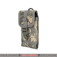 WoSporT Tactical MOLLE Mobile Phone Holster AC-619ACU - ACU Others / Pouch Accessories- ModernAirsoft.com