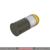 Lancer Tactical 40mm M433HE-1 Airsoft Dummy Replica M203 Grenade Shell AC-7987A - Gold Airsoft- ModernAirsoft.com
