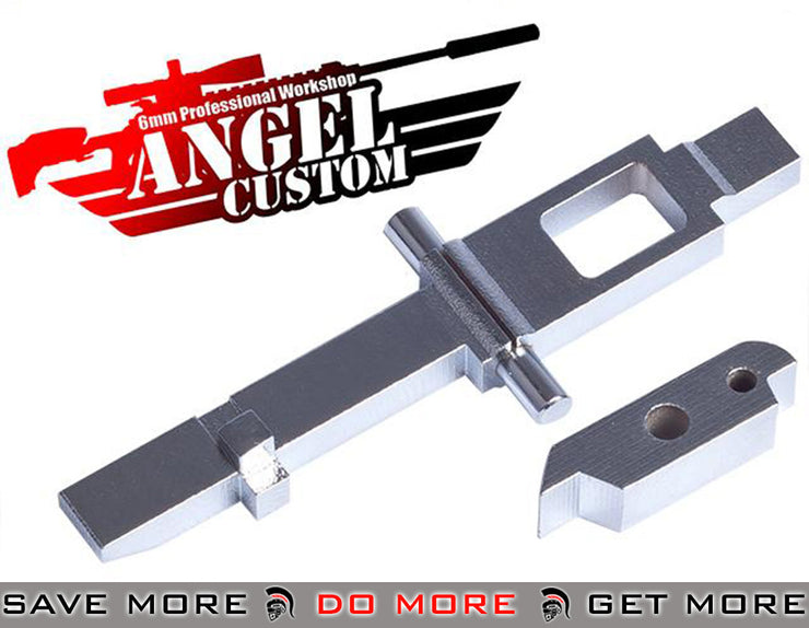 Angel Custom Advanced Steel Type96 Maruzen WELL UTG MK96 MB01 Piston & Trigger Sear Set *Shop by Model- ModernAirsoft.com