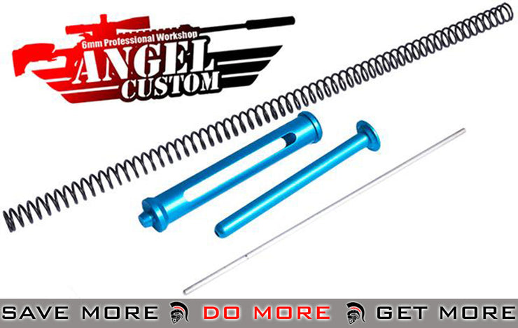 Angel Custom Advanced Precision Airsoft APS / APS2 / Type 96 / M99 500 FPS SP170 Tune Up Kit *Shop by Model- ModernAirsoft.com