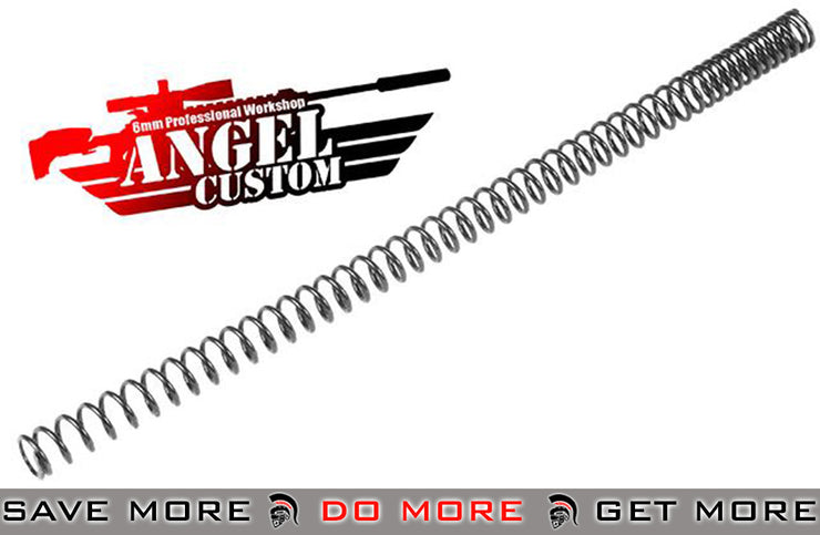 Angel Custom PSS2 SP190 Mega-Up APS / Type96 Power Up Spring 520~600 FPS Springs- ModernAirsoft.com