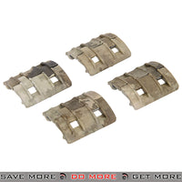 UK Arms Airsoft STM Rail Cover 8 Piece Set - AC-358A