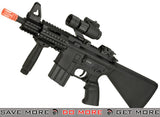 A&K M4 CQB Alpha Stubby Killer NS15 Lipo Ready Full Metal Airsoft AEG Rifle M4 / M16- ModernAirsoft.com