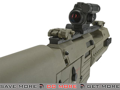GSG Tactical G14 Carbine Electric Blowback AEG by SoftAir (Package: Desert Tan) SoftAir- ModernAirsoft.com