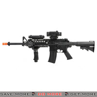Firepower M4 Carbine F4-D Full Auto Airsoft AEG Rifle