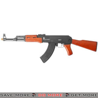 Cyma Cybergun Blowback AK-47 Real Wood Airsoft AEG
