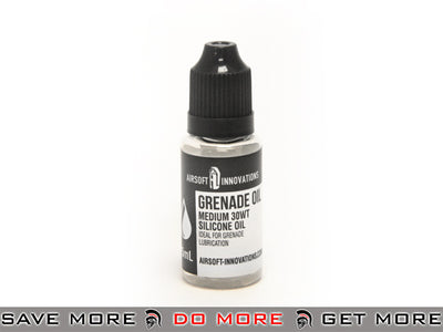 Airsoft Innovations Grenade Oil Lube / Oil / Grease- ModernAirsoft.com
