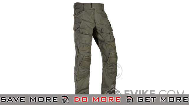 Crye Precision G3 Combat Pants - Ranger Green (Size: 32R) Adult- ModernAirsoft.com