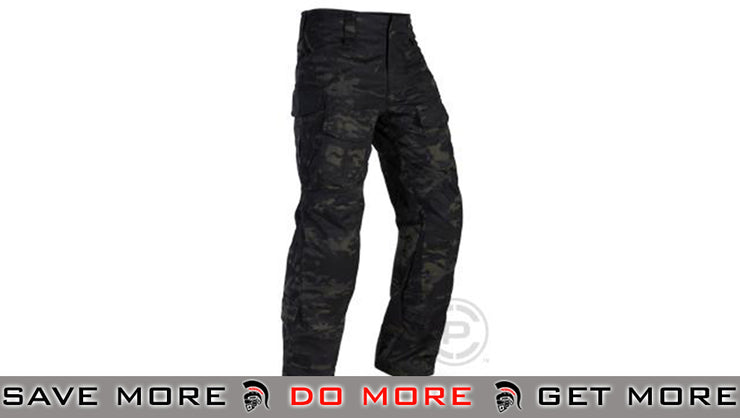 Crye Precision G3 Field Pants - Multicam Black (Size: 32R) Adult- ModernAirsoft.com
