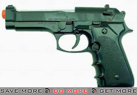 HFC High Grade M9 Elite Master Super Heavy Weight Airsoft Spring Pistol Air Spring Pistols- ModernAirsoft.com