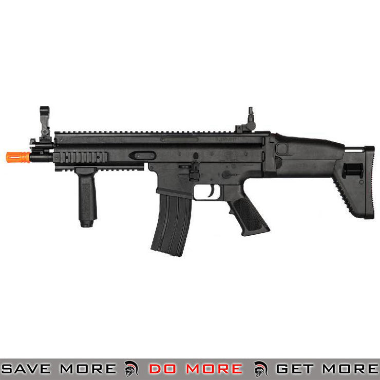 Cybergun SCAR-L Licensed Spring Powered Airsoft Rifle