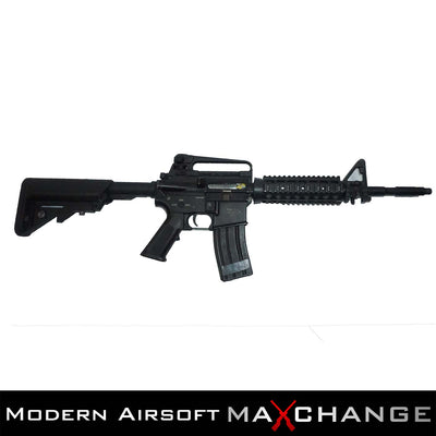 MaxChange Used ASG Lonex Proline ArmaLite M15A4 Carbine Full Metal Airsoft AEG Rifle