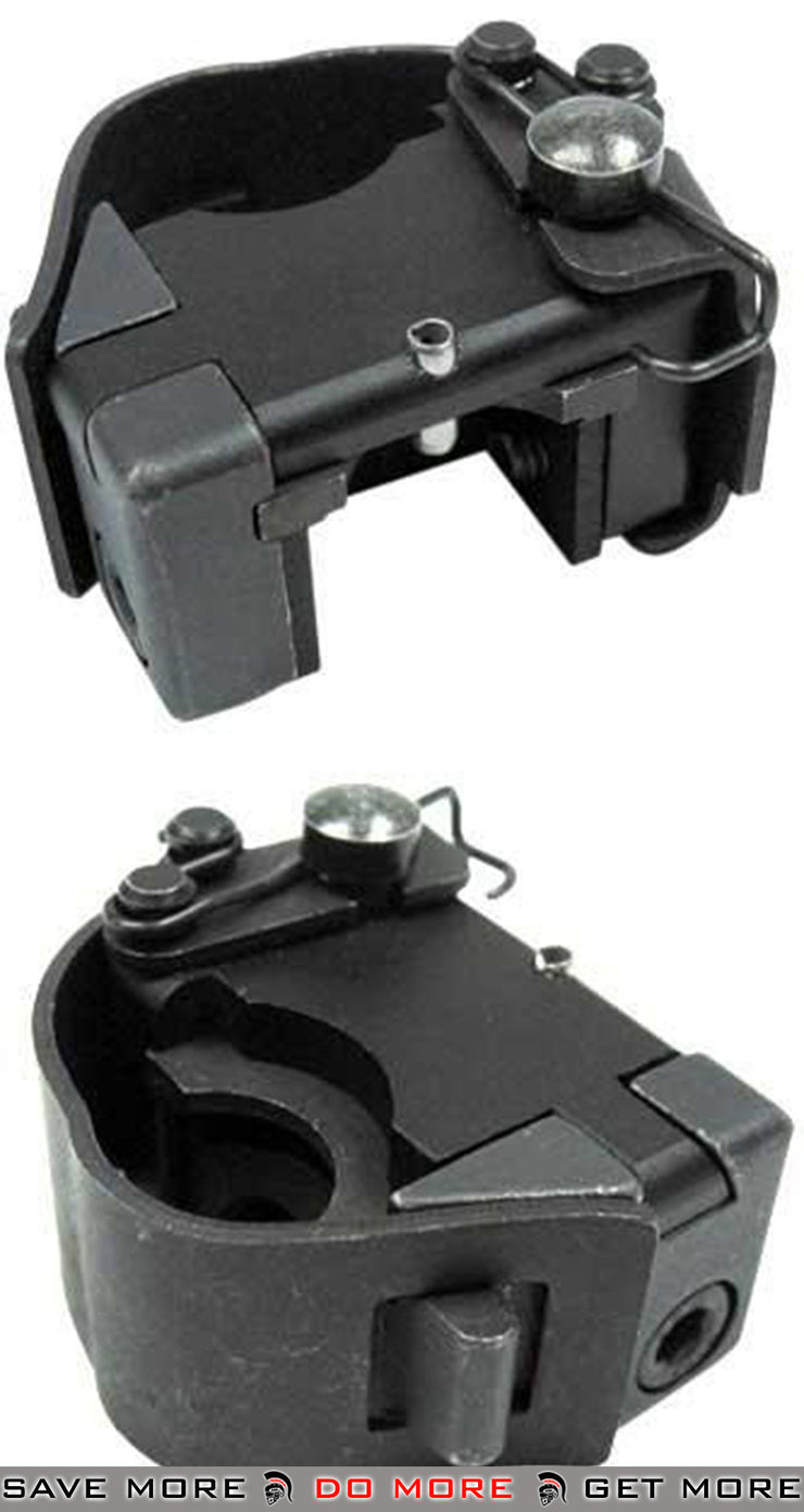 M203 M4 QD Mount for Airsoft M203 Military Type Launchers Grenade Launchers- ModernAirsoft.com