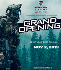 Modern Airsoft Alpine Grand Opening - Alpine Unleashed