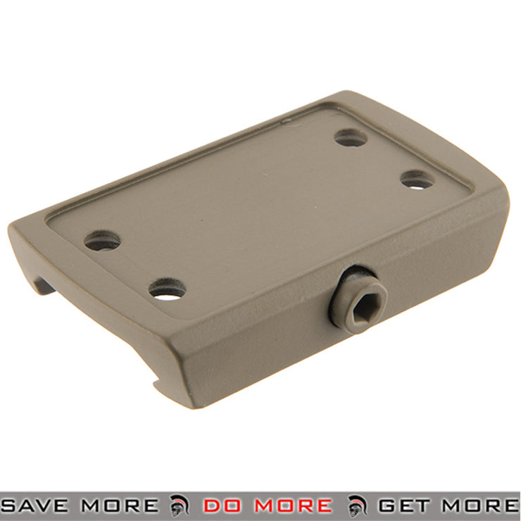 Atlas Custom Works Low Mount for Airsoft Solar Red Dot - ACW-1781T