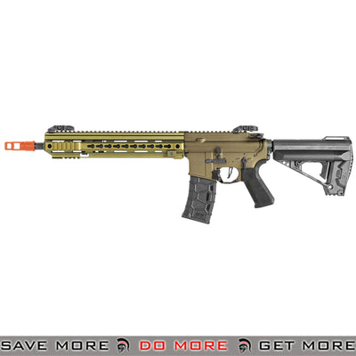 Elite Force VFC Avalon VR16 Calibur Full Metal Carbine M4 AEG Rifle Keymod Handguard (Bronze)
