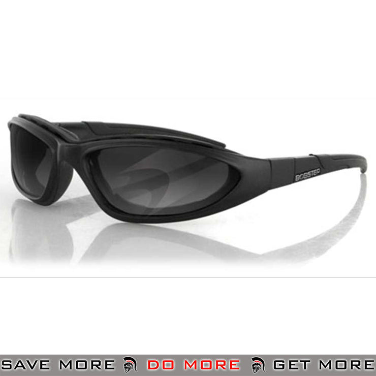 Bobster Airsoft Blackjack Convertible Tactical Goggle / Sunglasses w/ 3 Lenses BAL-BBJ201 - Black Head - Goggles- ModernAirsoft.com