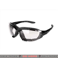 Bobster Renegade Photochromic Convertible Safety Rated Tactical Goggles BAL-BREN101 - Black Head - Goggles- ModernAirsoft.com