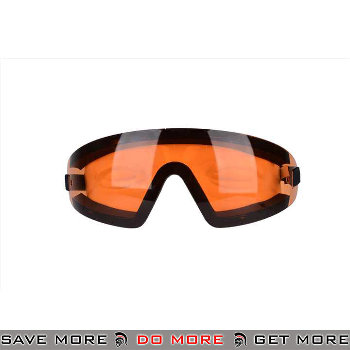 Bobster Wrap Goggles Amber