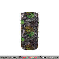 Zan Headgear Airsoft Multi Function Tube Balaclava - Forest Camo Head - Hats- ModernAirsoft.com