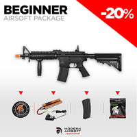"""New Player"" BEGINNER Airsoft Package"