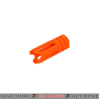 Dboys BIM-900 M4 Plastic Flash Hider - Orange Flash Hiders- ModernAirsoft.com