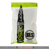 BLS 4000ct High Precision Perfect 0.25g White Airsoft BBs - BLS-1KG-H25