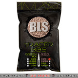 BLS 5000ct Perfect 0.20g 6mm Red Airsoft Tracer BBs - BLS-1KG-TR2R