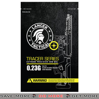 Lancer Tactical Seamless 4000 .23g Airsoft Tracer BBs - CA-113