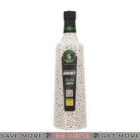 Lancer Tactical 5100 rds 0.20g Biodegradable BBs CA-120BIO - White BBs, Batteries, Gas- ModernAirsoft.com