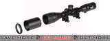Lancer Tactical 3-12x 40mm Red, Green, & Blue Illuminated Rifle Scope Illuminated Scopes- ModernAirsoft.com