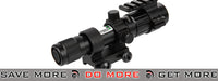 Lancer Tactical Adjustable Green Laser Sight Lasers- ModernAirsoft.com