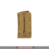 Lancer Tactical Single Snap Closure M4 / M16 Magazine Shingle Pouch CA-1514CN - Multicam Ammo Pouches- ModernAirsoft.com