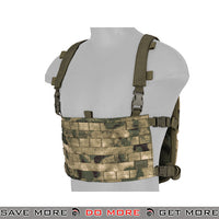 Lancer Tactical Quick Detach Expanding Pack & Chesty Rig Combo CA-1615FN - Foliage Camo Backpacks- ModernAirsoft.com