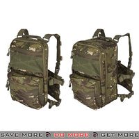 Lancer Tactical Quick Detach Expanding Pack & Chesty Rig Combo CA-1615MTN - Tropic Backpacks- ModernAirsoft.com