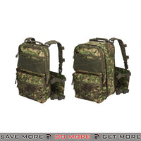 Lancer Tactical Quick Detach Expanding Pack & Chesty Rig Combo CA-1615PN - Greenzone Backpacks- ModernAirsoft.com