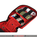 Lancer Tactical EMT First Aid Medical Pouch CA-2194R - Red Medical Pouches- ModernAirsoft.com