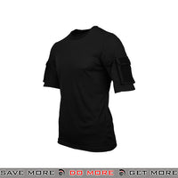 Lancer Tactical Specialist Short Sleeve Combat Shirt CA-2741B-M - Medium, Black Shirts- ModernAirsoft.com