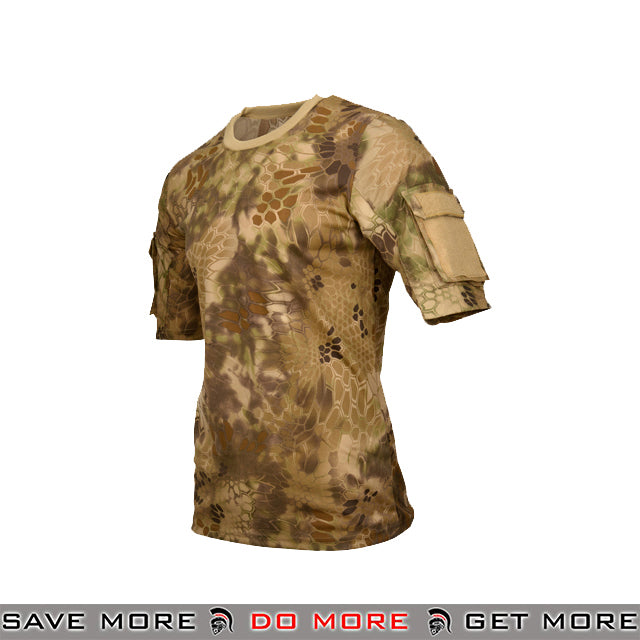 Lancer Tactical Specialist Short Sleeve Combat Shirt CA-2741H-XXL - XX-Large, Highlander Shirts- ModernAirsoft.com